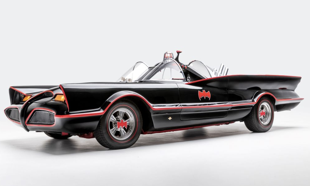 Batman, Star Wars, Blade Runner… une expo rassemble les voitures mythiques d'Hollywood