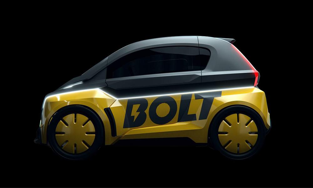 Usain Bolt annonce une voiture électrique à 9000 €