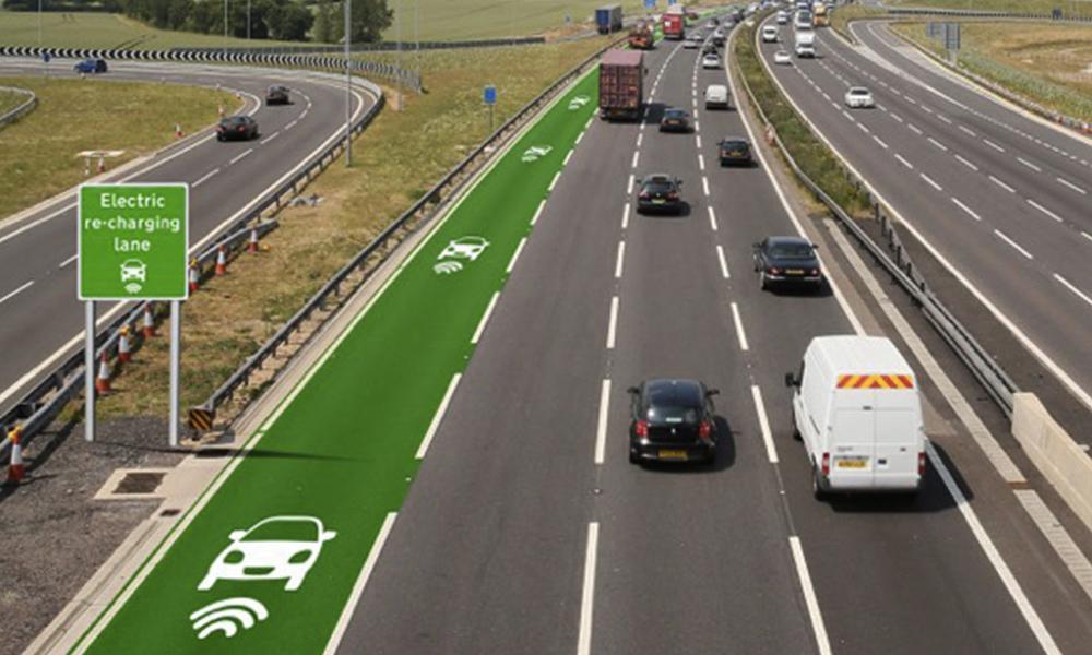 Grâce au gouvernement, bientôt des routes réservées aux voitures électriques ?