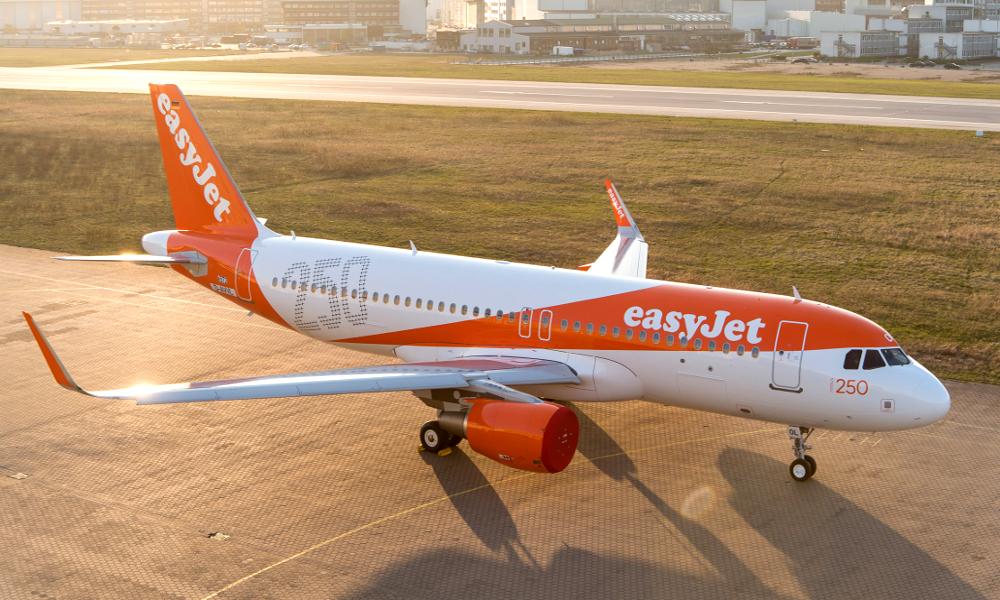 Pollution aérienne : EasyJet va lancer des avions à hydrogène… qui roulent