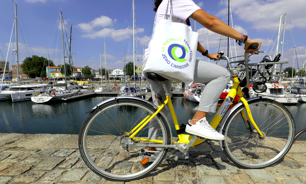 La Rochelle veut devenir la première ville française zéro carbone