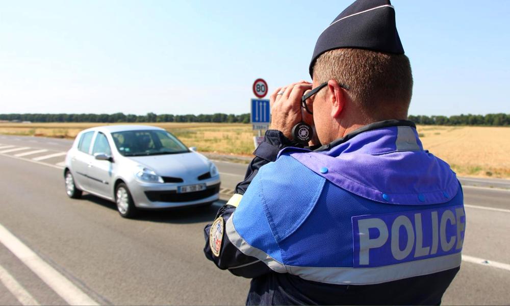 Grâce à la loi 80 km/h, la mortalité routière est au plus bas depuis 2013