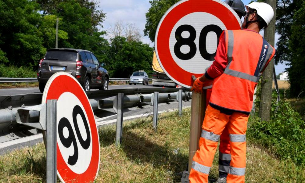 Dès cet été, la majorité des départements repasseront à 90 km/h sur les routes secondaires
