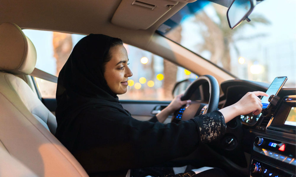En Arabie Saoudite, Uber permet aux femmes de réclamer une conductrice