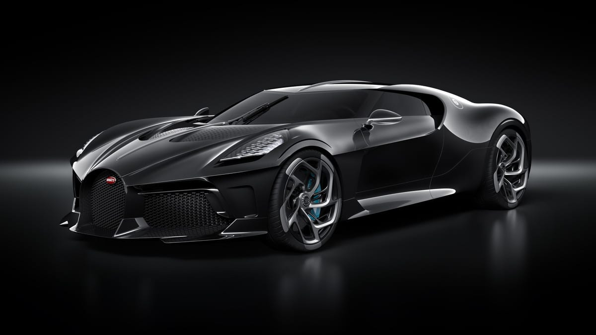 11 millions d'euros: voici la voiture la plus chère au monde