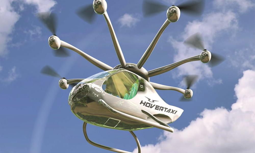 Cet hélicoptère électrique français veut devenir l'Uber du ciel