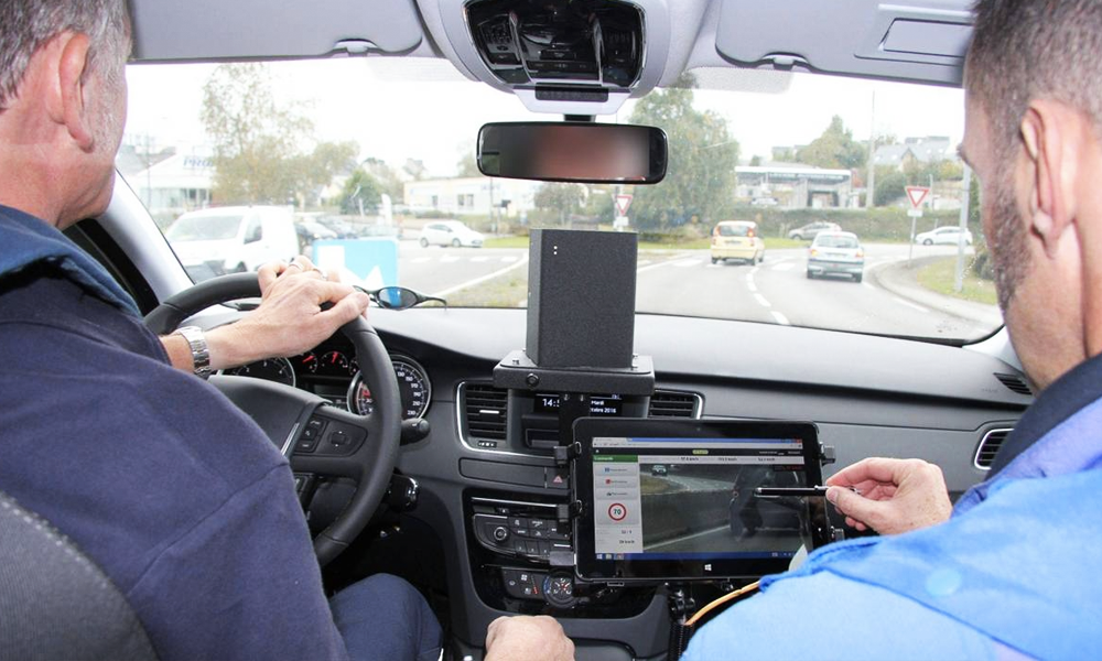 C'est confirmé : les voitures radars privées ne servent à rien