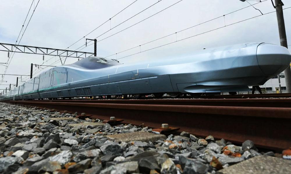 400 km/h : voici le train le plus rapide du monde