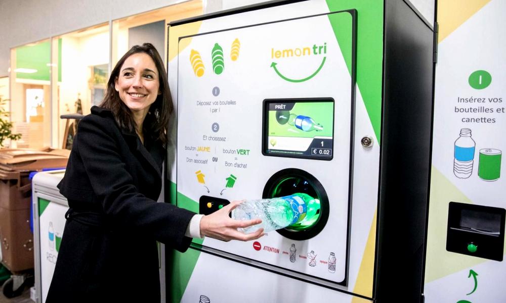 Pas trop tôt : le gouvernement lance des consignes pour recycler les bouteilles en plastique