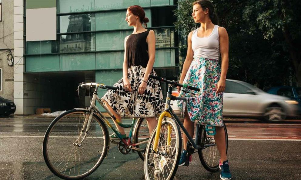Pour lutter contre les pics de pollution, il faut plus de femmes à vélo