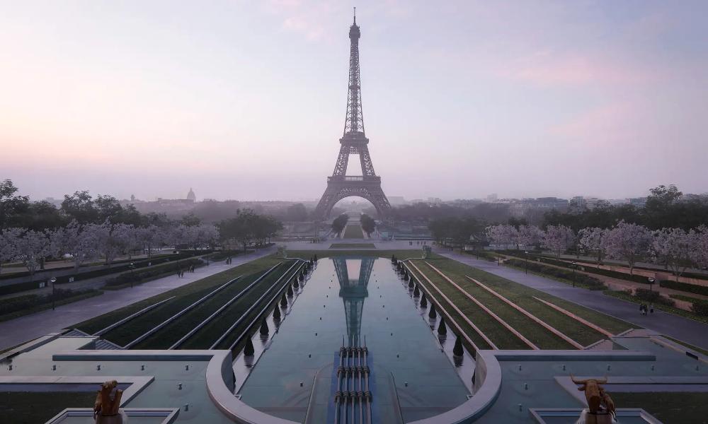 Merci Anne Hidalgo : la tour Eiffel bientôt transformée en immense zone piétonne