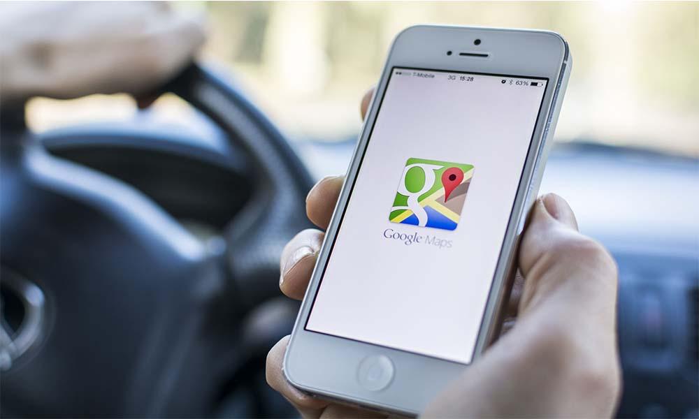 Google Maps va enfin indiquer les radars sur la route (sauf en France)
