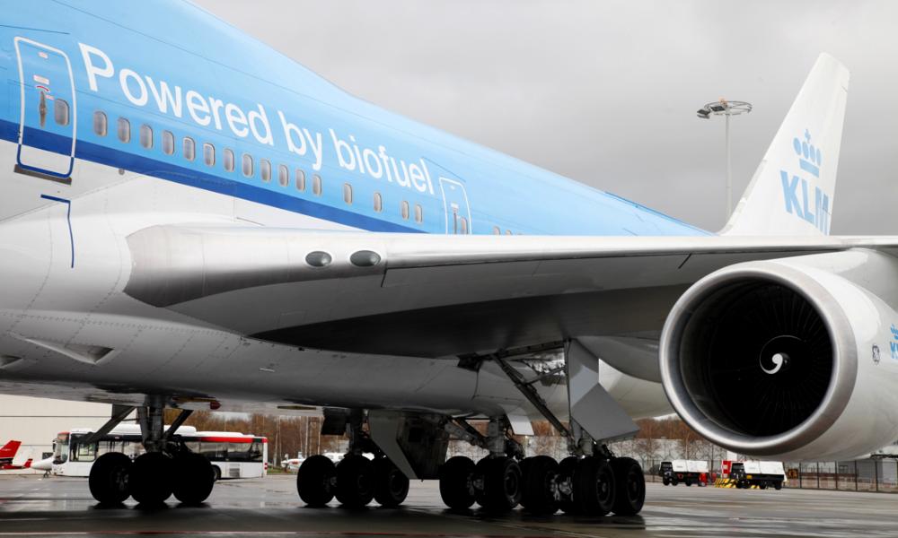 La ministre des Transports veut imposer le biocarburant sur tous les avions français