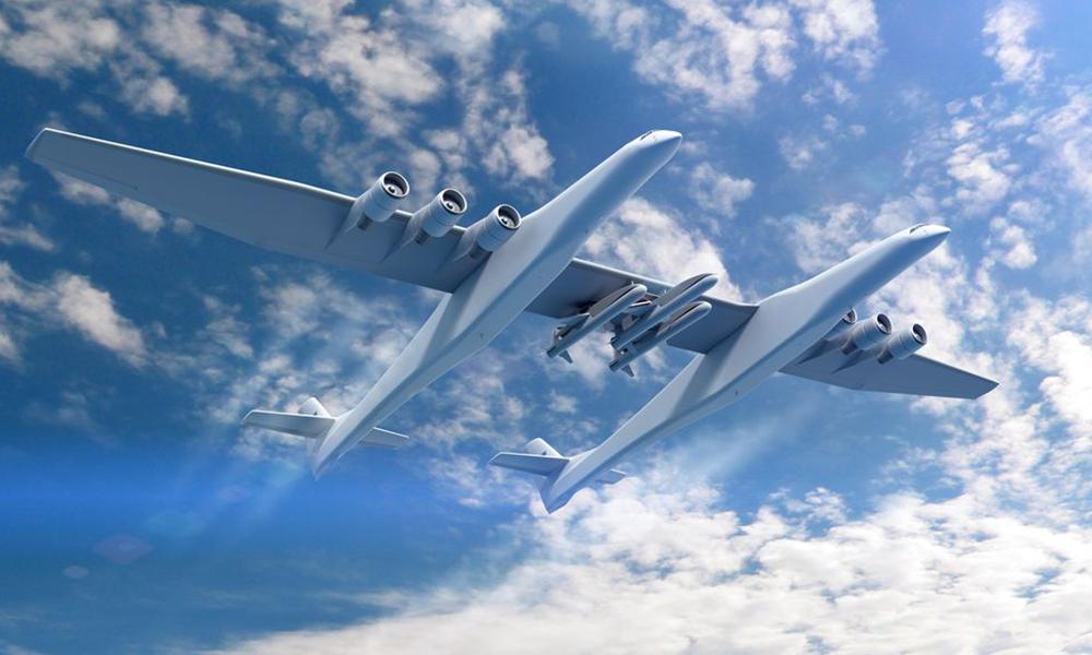 Si vous avez 400 millions de dollars, l'avion le plus large au monde est à vous
