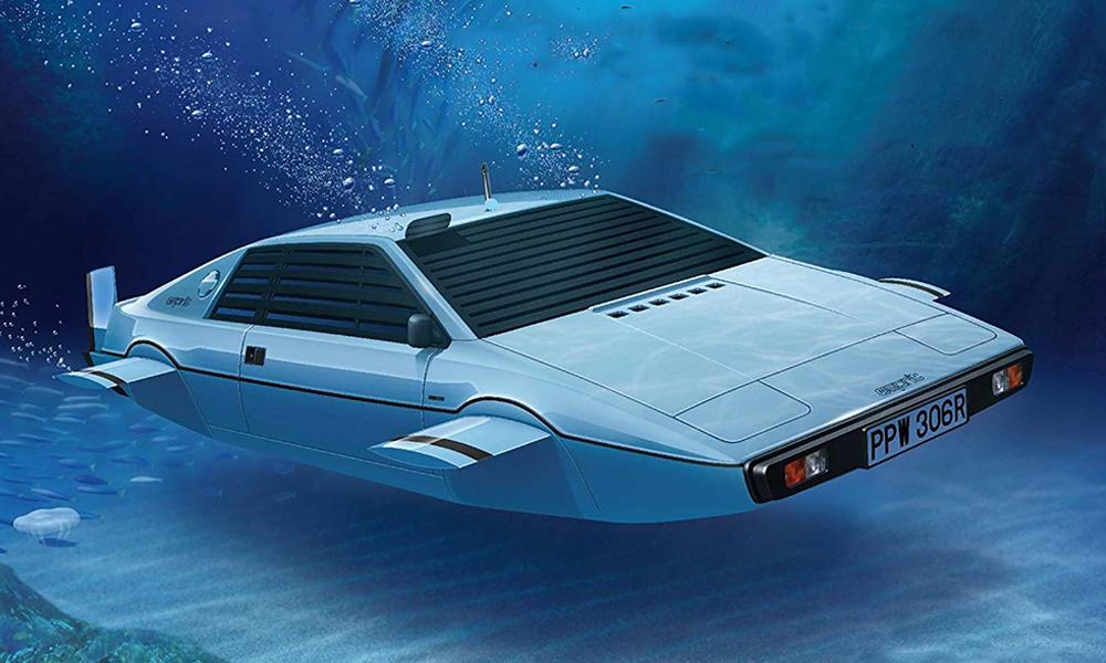 Elon Musk va construire la voiture amphibie de James Bond
