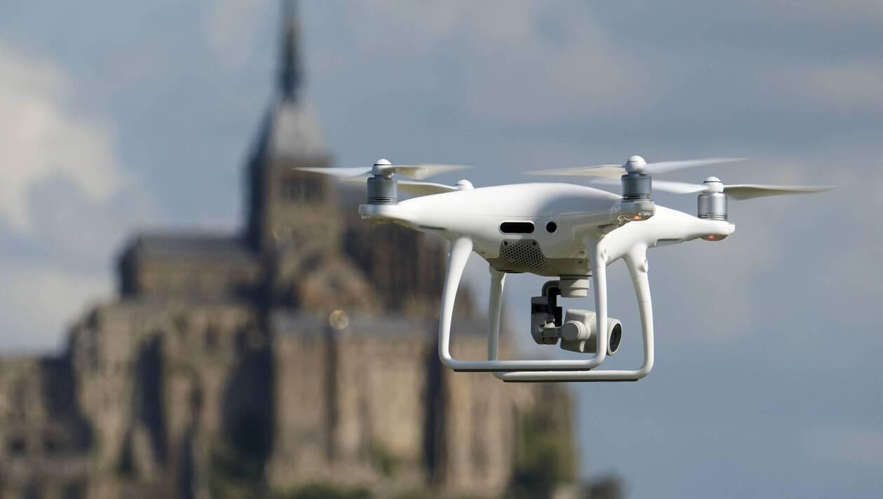 Un service propose de disperser les cendres de vos proches au-dessus du Mont-Saint-Michel