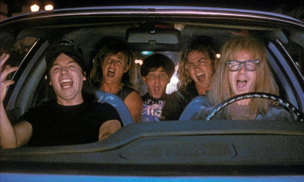C'est prouvé : écouter du Metal en voiture ferait de vous un danger public