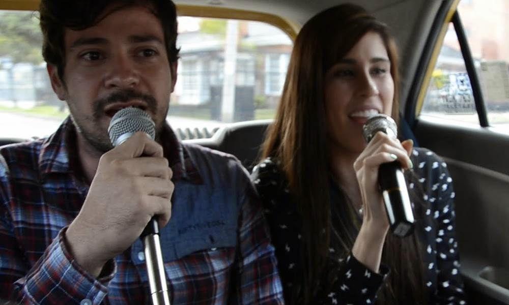 Au Canada, les clients peuvent faire un karaoké pendant les trajets en taxi