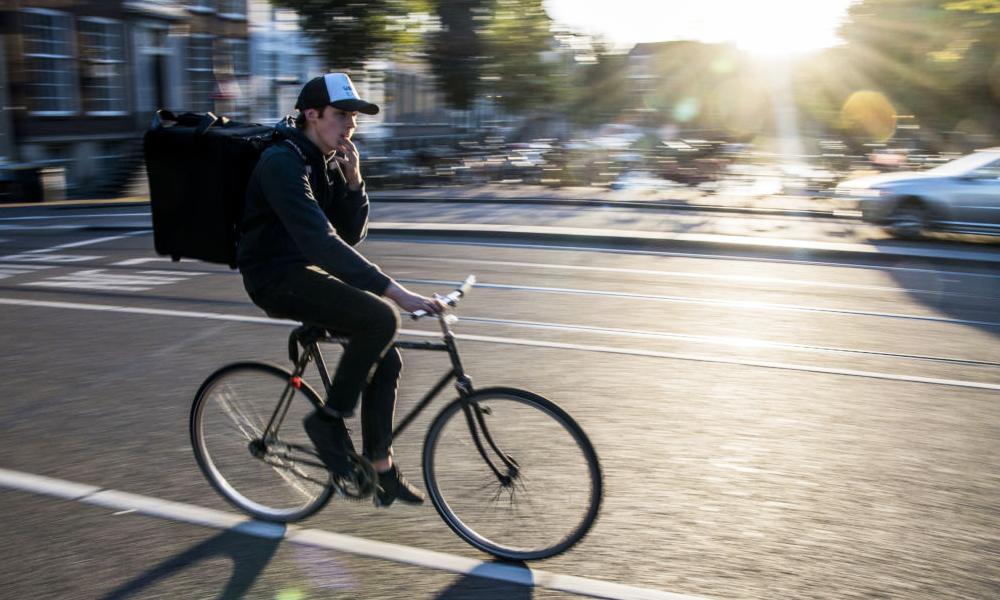 """Avec ses livreurs à vélo, You2You veut booster le """"dernier kilomètre"""""""