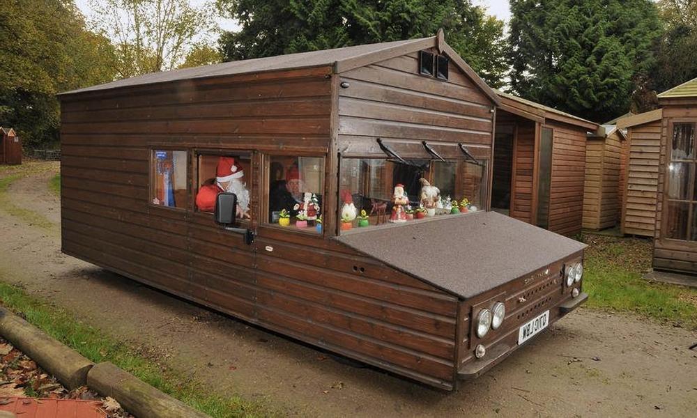 Qui veut un bungalow roulant pour partir en vacances ?