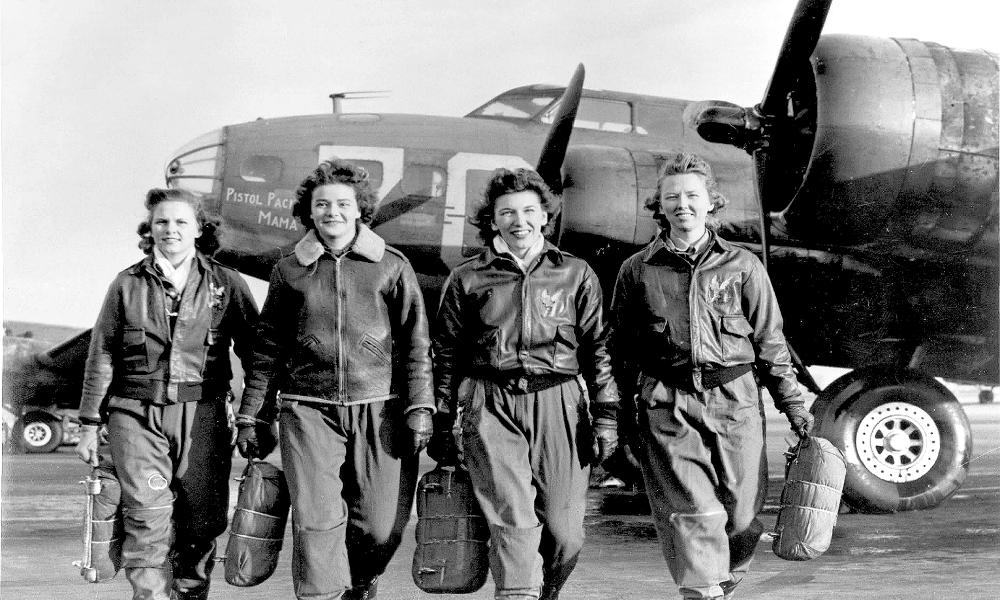 Guerre et féminisme : elles ont piloté des avions de chasse pendant la deuxième guerre mondiale