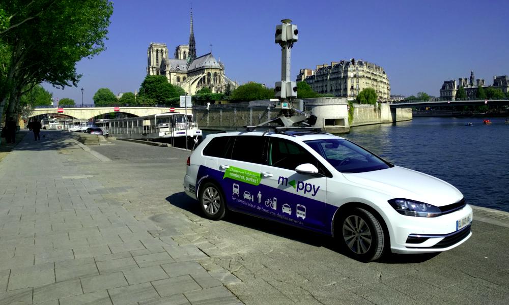 Rencontre avec Mappy, votre conseiller mobilité 100% français (et gratuit)