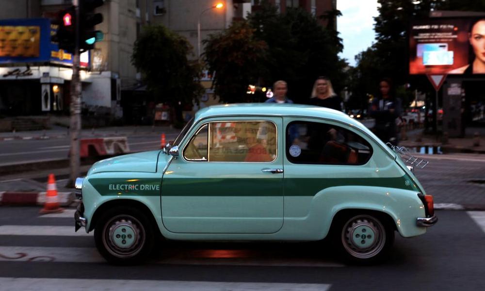 Cette startup convertit les Supermini soviétiques en véhicules électriques