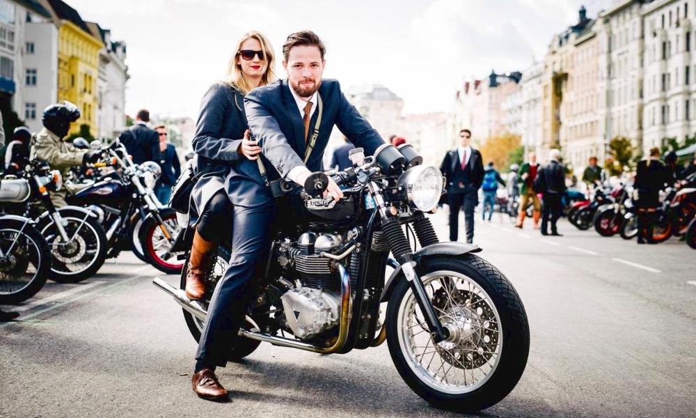 Pourquoi s'acheter une moto quand on peut emprunter celle du voisin ?