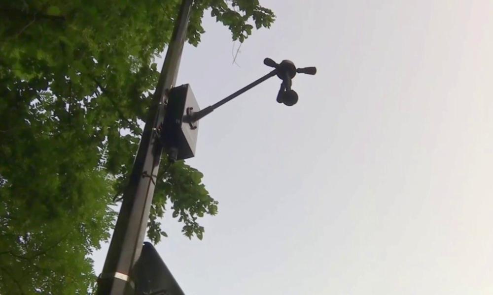 Coucou, la France va tester le premier radar antibruit