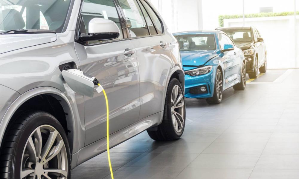 Record : les ventes de voitures électriques ont été multipliées par 4 en janvier