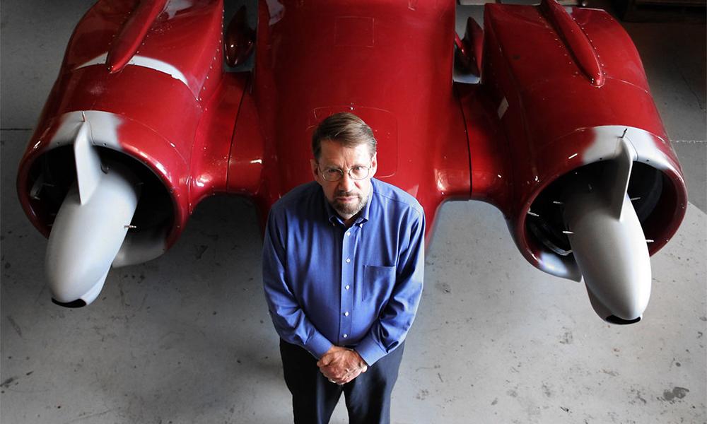 Ce Canadien a dépensé 100 millions de dollars pour créer la première voiture volante
