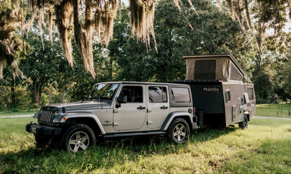 Les fans d'Indiana Jones vont adorer cette remorque-caravane