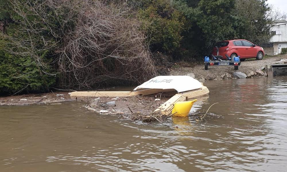 Des Strasbourgeois ont créé une «baleine des rivières» qui avale les déchets