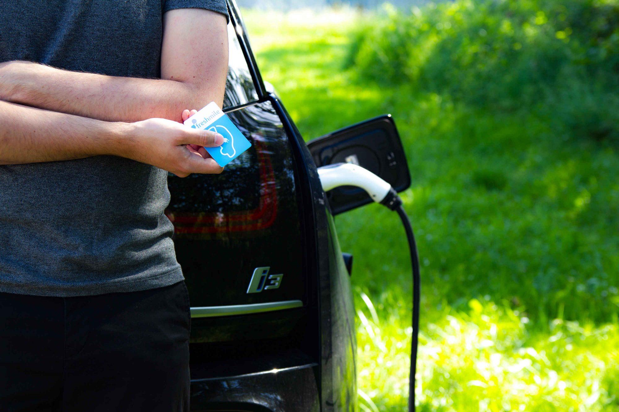 Rencontre avec Freshmile, la start-up qui vous aide à recharger votre voiture