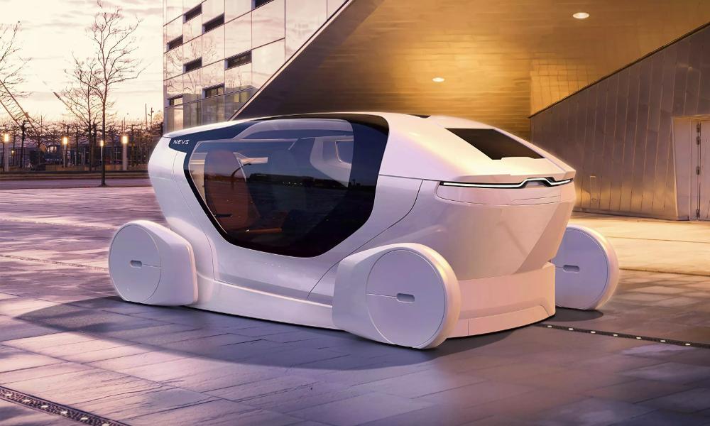 Ce robot-taxi suédois veut conquérir l'Europe dès 2020