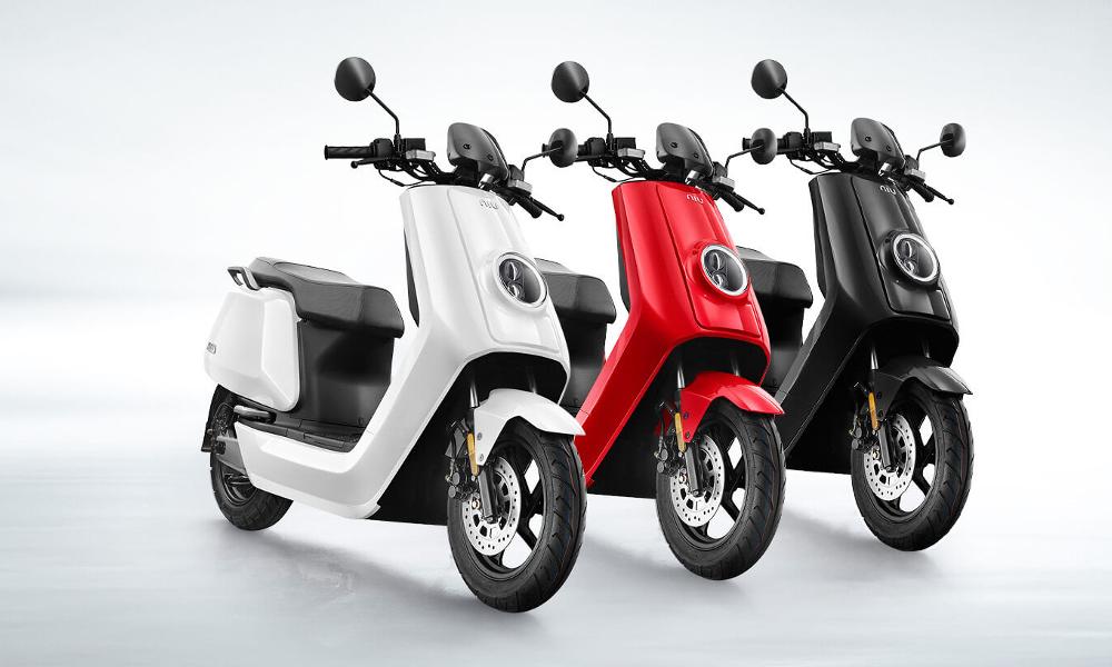 380 euros : ce scooter électrique coûte moins cher qu'un smartphone