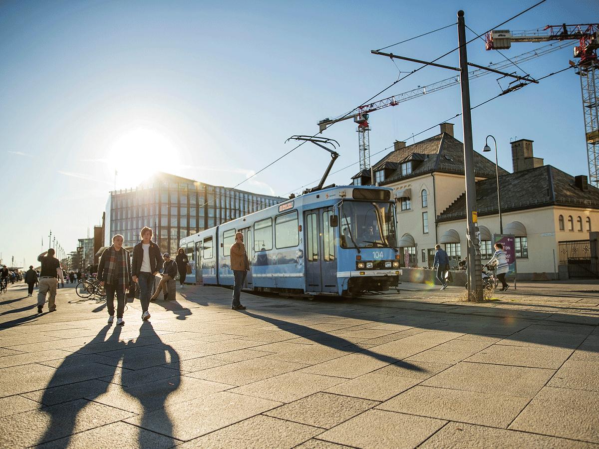 En Norvège, les transports en commun vous paient… pour marcher