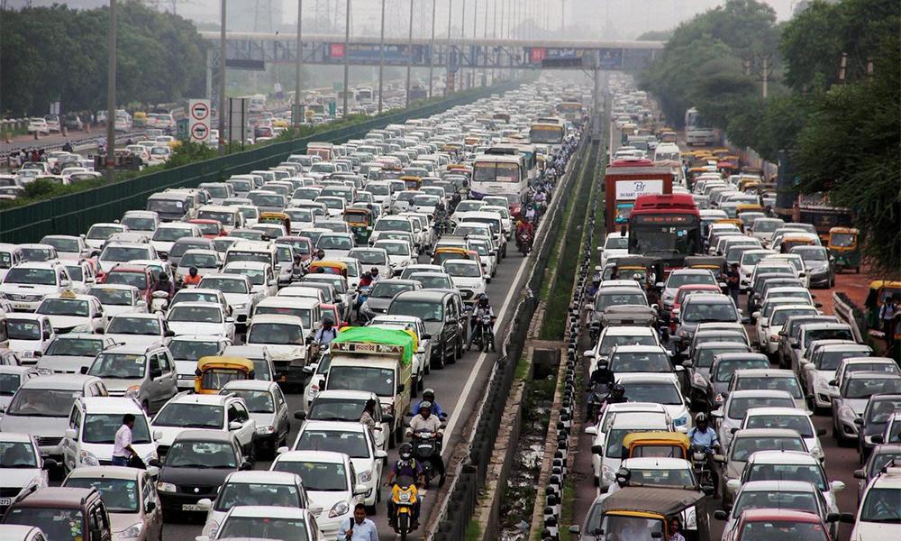 Voici le classement des villes où les bouchons pourrissent le plus la vie des automobilistes