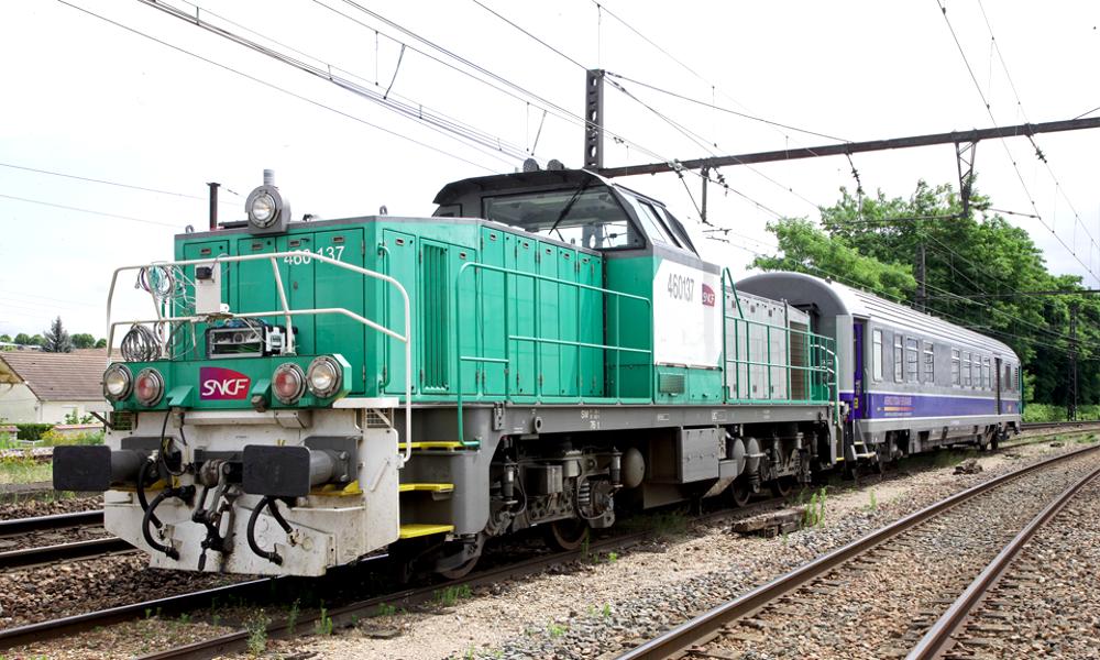 La SNCF travaille secrètement sur son premier train sans chauffeur