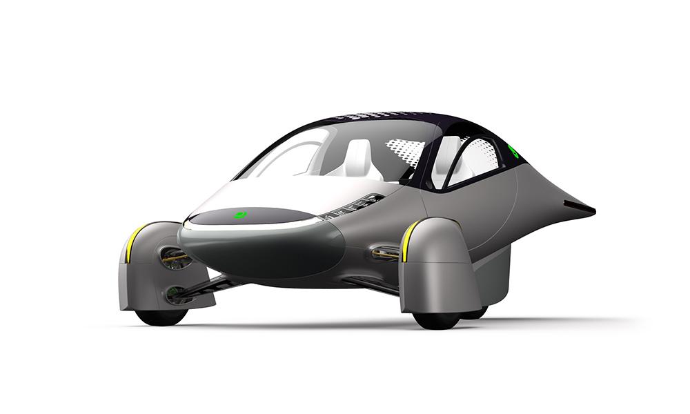 Cette voiture électrique peut rouler 1600 kilomètres sans recharge