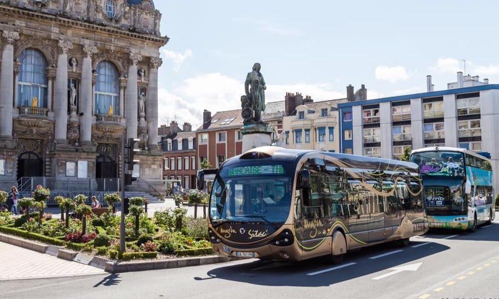 À Calais, la fréquentation des bus a bondi de 70% depuis qu'ils sont gratuits