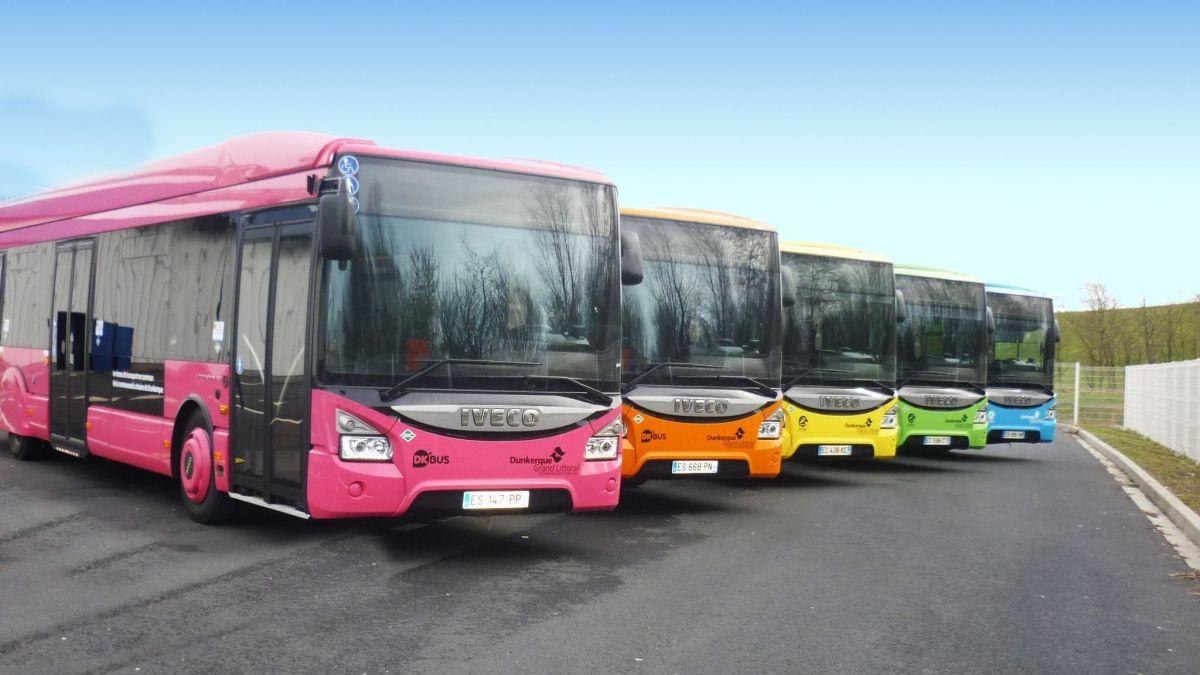 Un an après, les bus gratuits de Dunkerque confirment leur succès