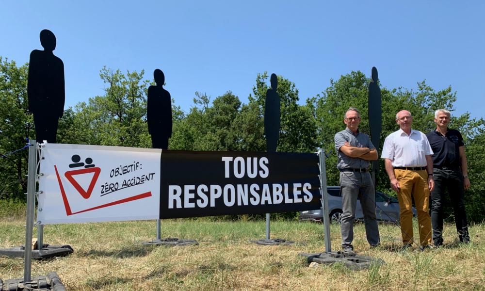 Loi 80 km/h : cette asso a dressé la carte des routes françaises les plus mortelles