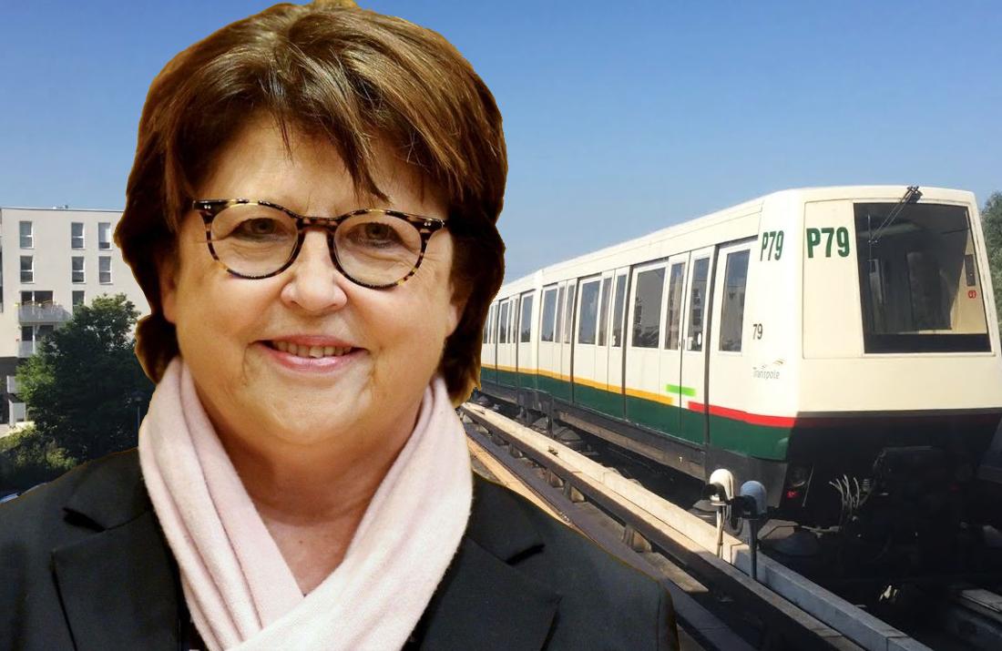 Merci Martine: à Lille, les transports en commun devraient bientôt être gratuits