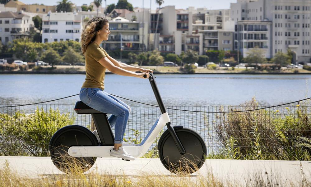 Voici le vélo électrique parfait pour se la raconter le week-end