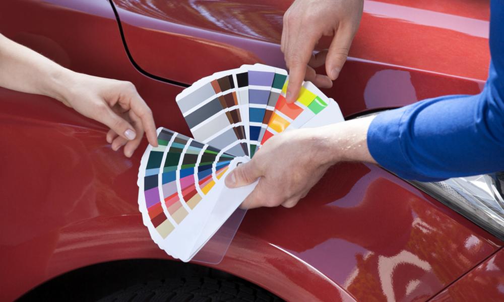 Changer la couleur de sa voiture sur commande ? Maintenant, c'est possible
