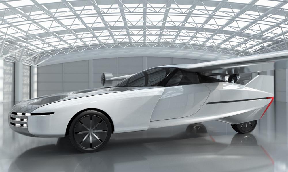 Voici ENFIN une voiture volante qui ressemble à une… voiture
