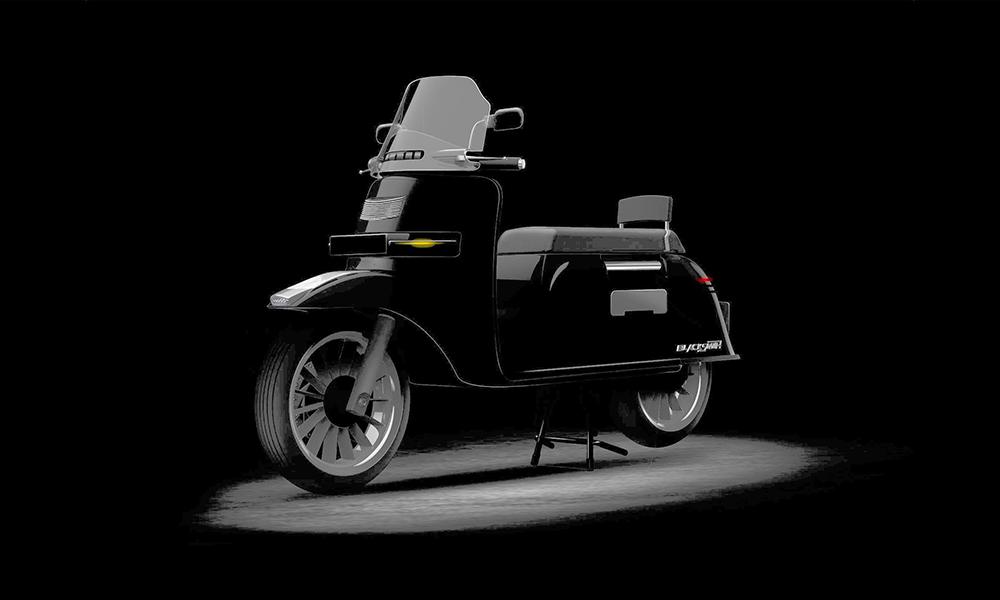 Si Batman roulait en scooter électrique, il aurait choisi ce modèle indien