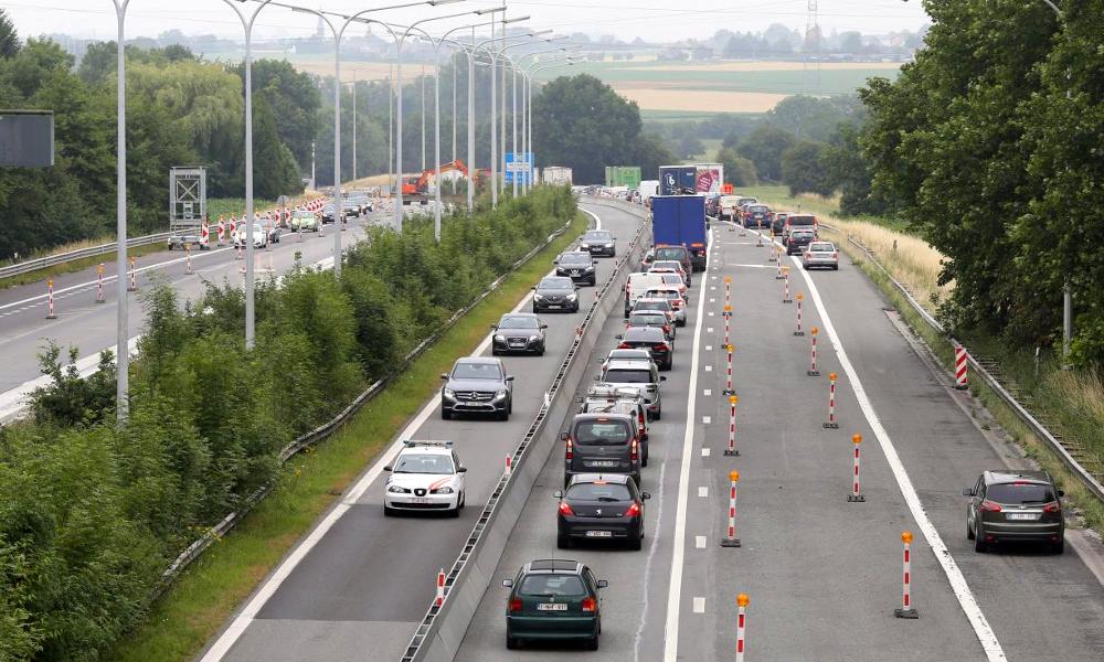 Pour stopper les embouteillages, la Belgique ne construira plus d'autoroute