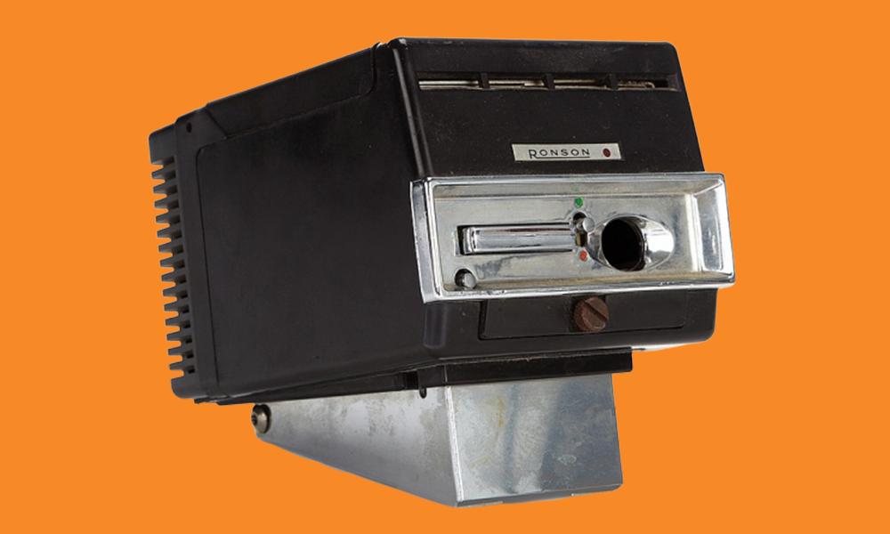 Il y a 50 ans, cet appareil allumait automatiquement les cigarettes des conducteurs